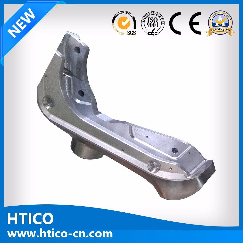 Customized High Precision CNC Machined Aluminum Parts for Auto Parts