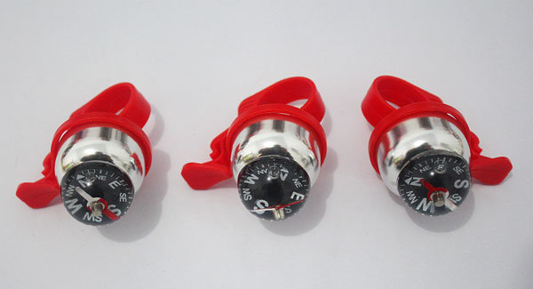 Bicycle Compass Bell Fit for Universal Type (B-010)
