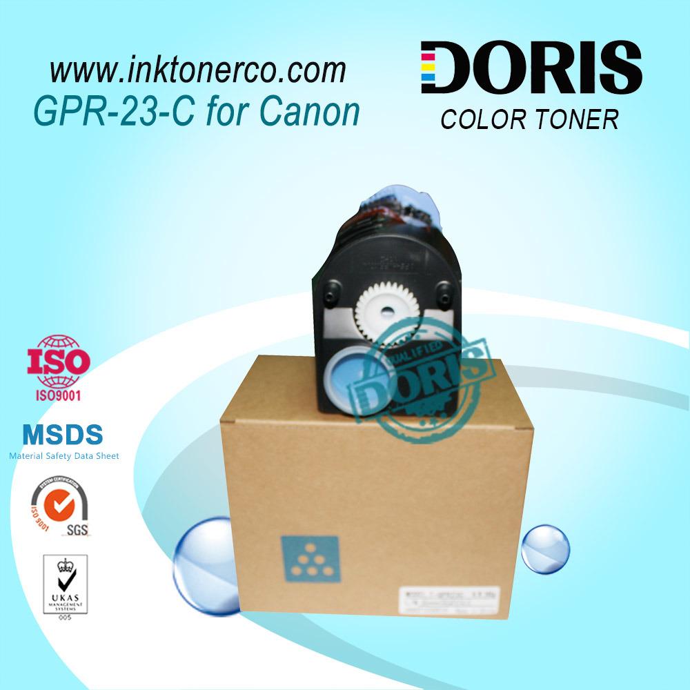 Compatible Premium Refillable Toner Cartridge Gpr23 C-Exv21 Npg35 Color Copier Toner IR C2550 C2880 C3080 C3380 C3480 for Canon Irc3380