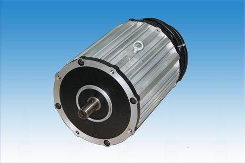 China 144v 15kw Ac Induction Motor And Controller For Ev