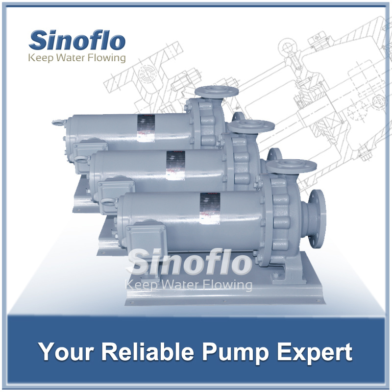Super Heat-Resistant Reverse Circulation Canned Motor Electric Pump
