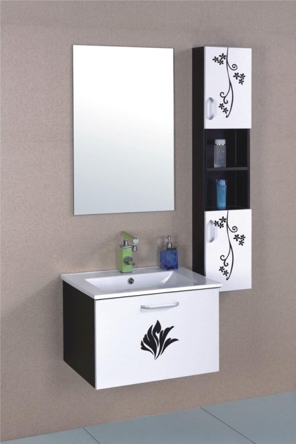 Armário de banheiro do PVC (B525) –Armário de banheiro do PVC (B525) fornec -> Armario Para Banheiro Pvc