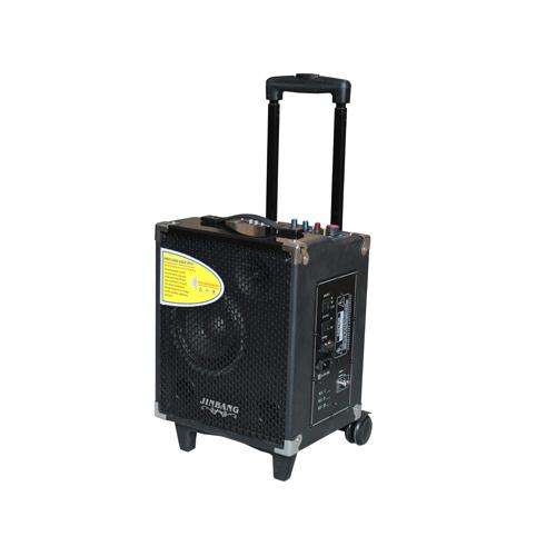 portable speakers on wheels. china feshion battery speaker with handles and trolley wheels/portable speakers usb/sd (jb-666) - professional tr, portable on wheels n