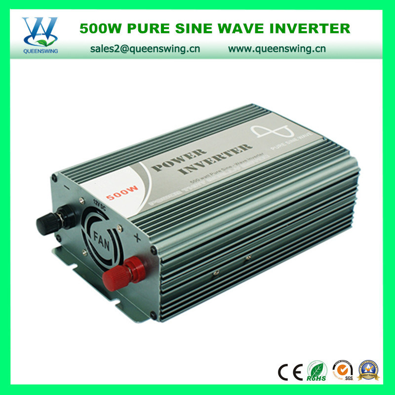 500W DC to AC Solar Power Inverter off Grid Inverter (QW-P500)