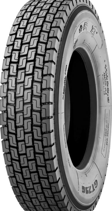 Radial Truck Tires (PG296)