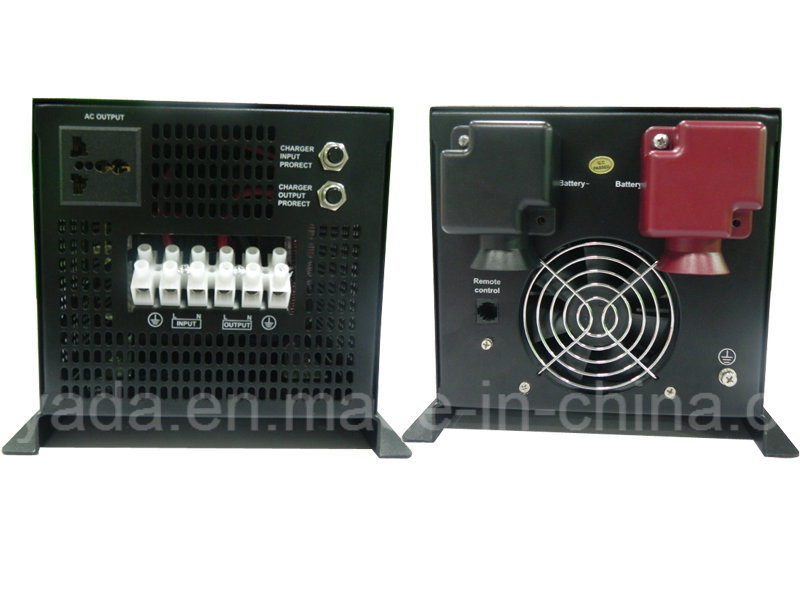 UPS High Quality Pure Sine Wave with Charger off Grid Inverter