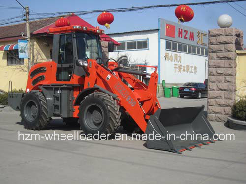 China Factory New Design Sg930 Hzm930 Zl930 2.8ton Wheel Loader