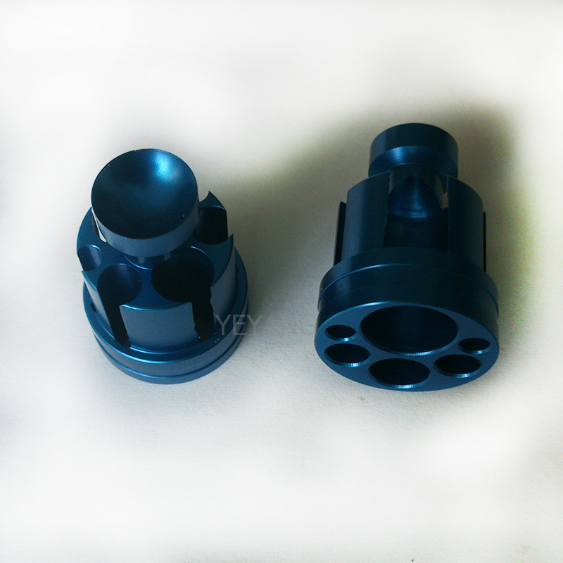 Customed Anodized CNC Machining Hardware