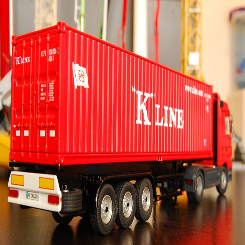 20′ Shipping Container From Shanghai to Lome by Msk