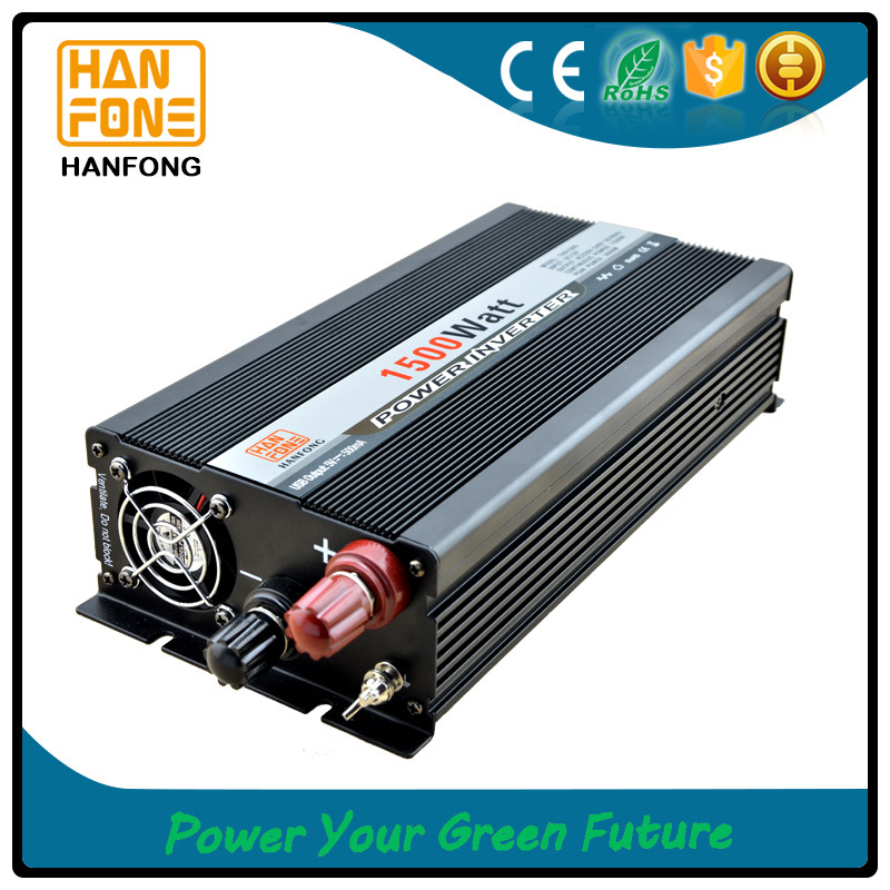 1500W Single Output Type Home Solar Invertor (THA1500)