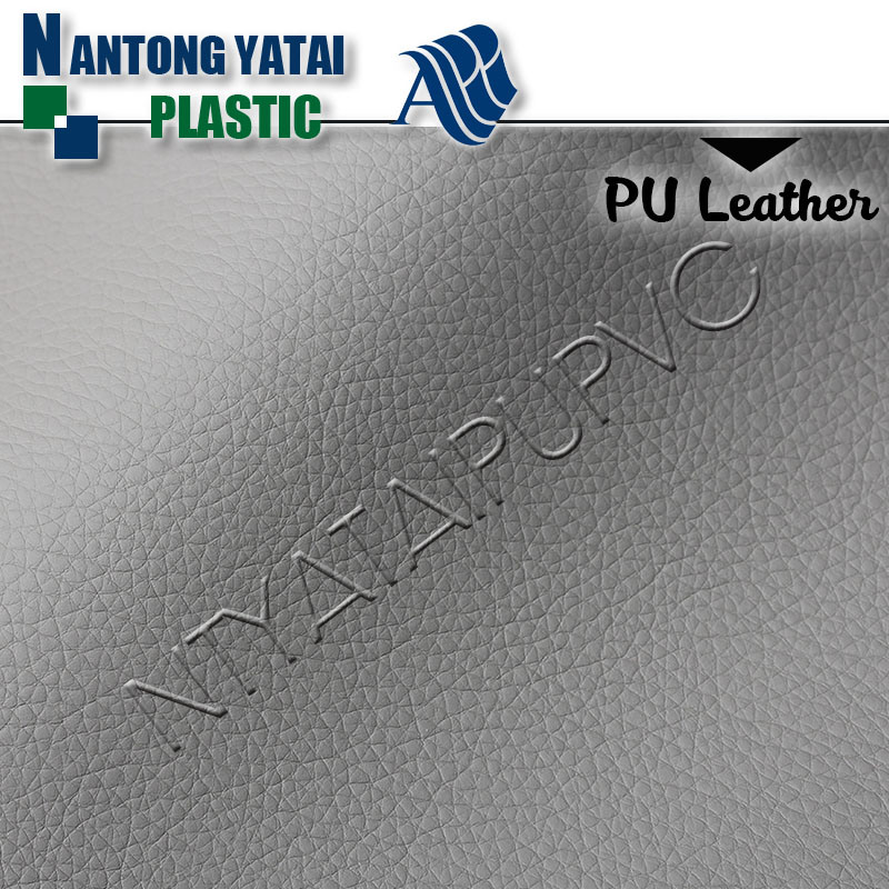 High Peeling Strength PU Synthetic Leather for Auto Seats