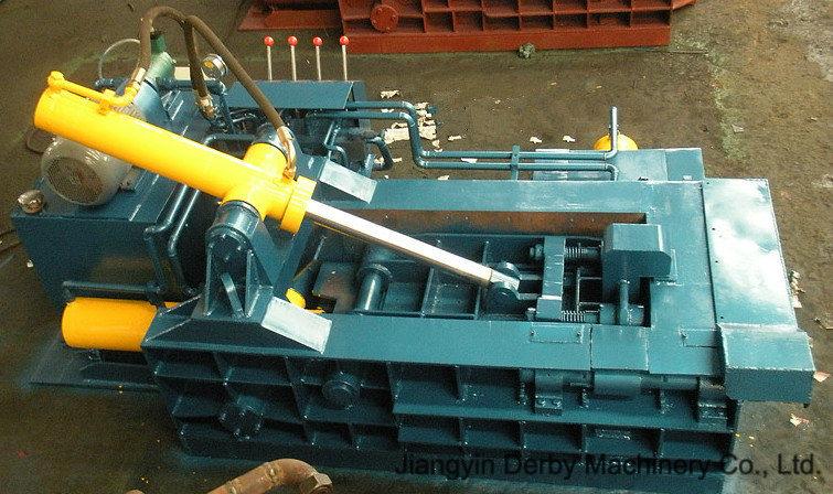 Metal Baler Hydraulic Baler Scrap Metal Baler Scrap Metal Baler Recycling Machine Recycling Equipment-- (YDF-63A)