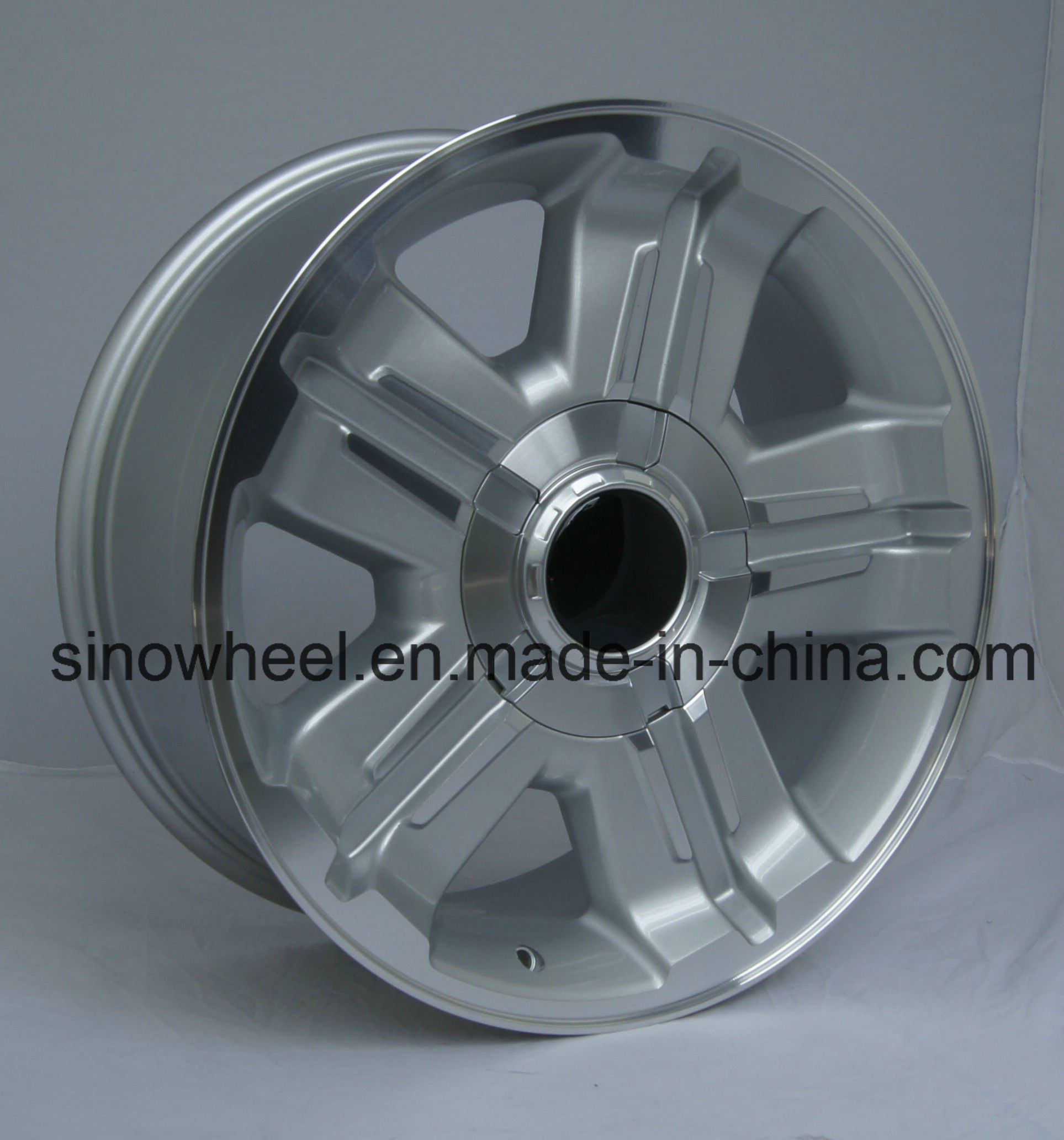High Quality Replica Alloy Wheel for Chevrolet Silverado Replica Alloy Wheel 22X9.0
