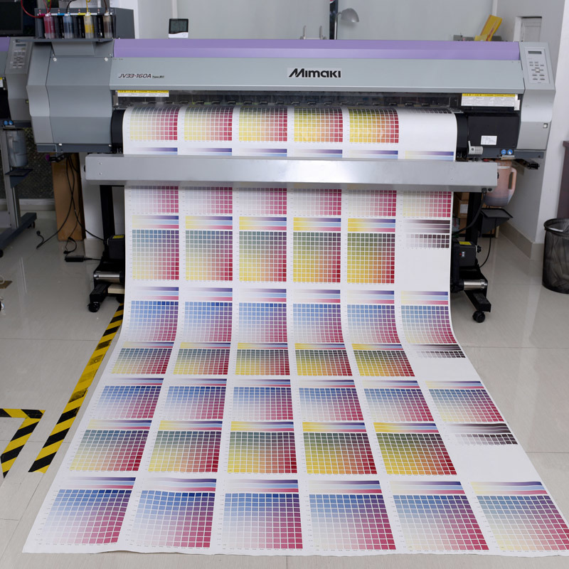 for Epson 5113 Dx7 Sublimation Ink Cmyk for Sublimation Printing for 40GSM/50GSM Sublimation Paper