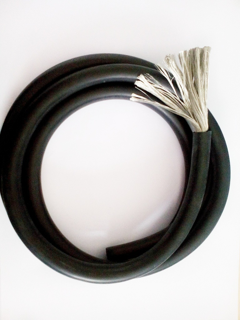 Large Square Silicone Rubber Insulated Cable
