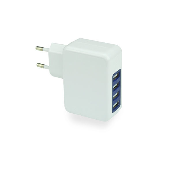 4-Port USB Mobile Charger 3.1A with GS Certification