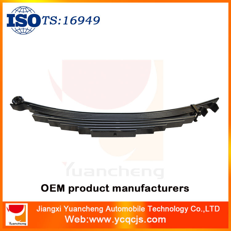 Heavy Duty Conventional Parabolic Types of Flat Springs