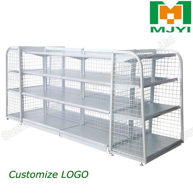 Convenicen Supermarket or Store Rack and Shelf