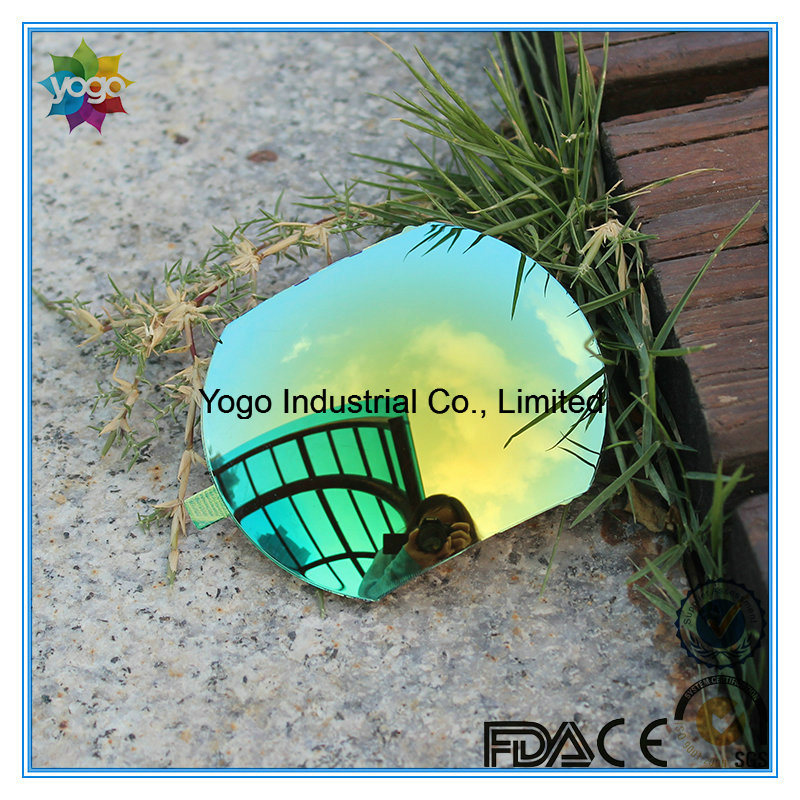 Glasses Lens with Mirror Ar Coating Anti-Reflection