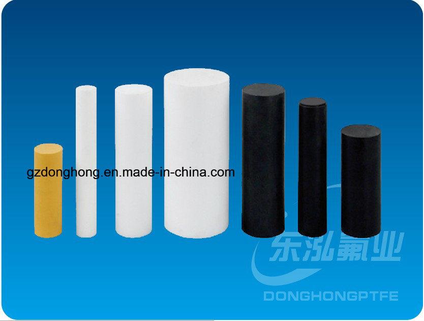 Teflon PTFE Plastic Products Rod /PTFE Rod