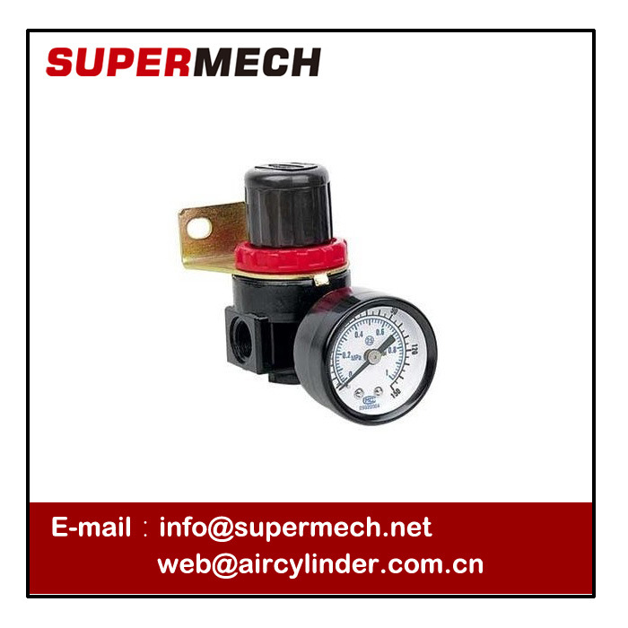 Br Series Airtac Model Air Gas Regulator