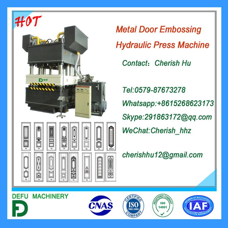 Metal Sheet Stamping Machine