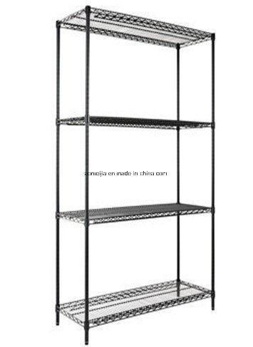 Metal Wire Display Exhibition Storage Shelving for Estonia