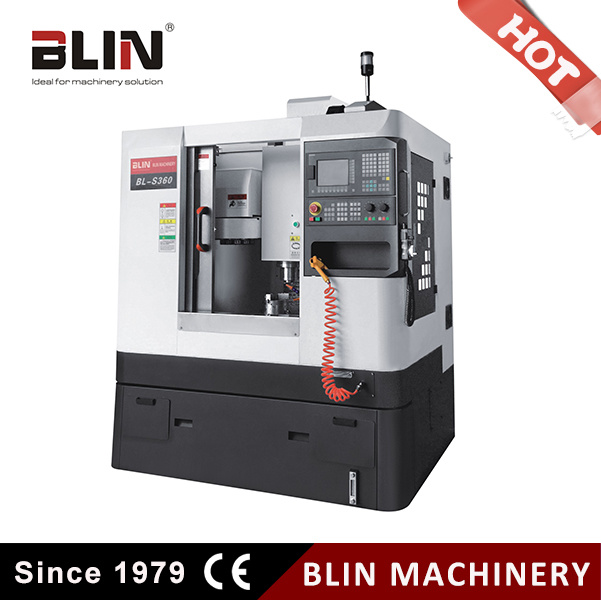 Bl-S360 Economical Small CNC Machining Center CNC Milling Machine