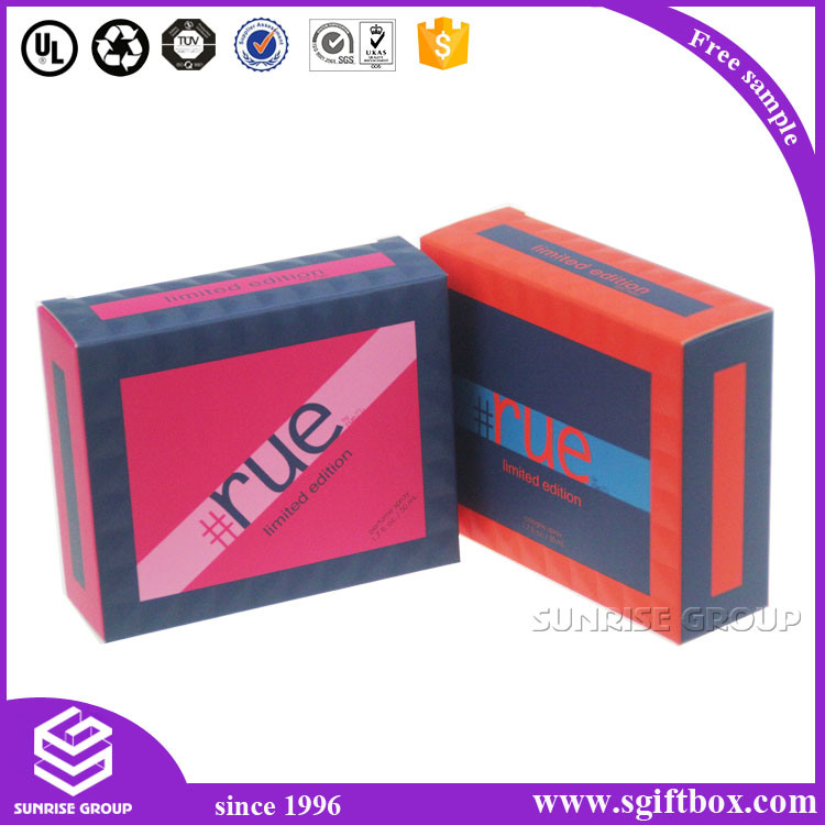 Luxury Custom Special Design Perfume Packaging Box