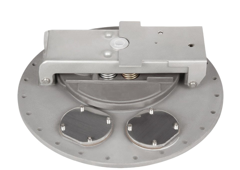 Aluminum Road Fuel Tanker Manhole Cover