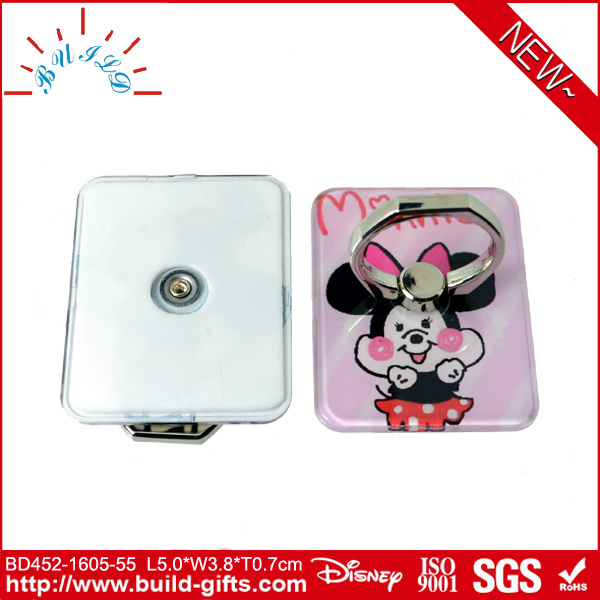 Cute and Fashion Ring Holder for Mobile Phone Audited by Disney