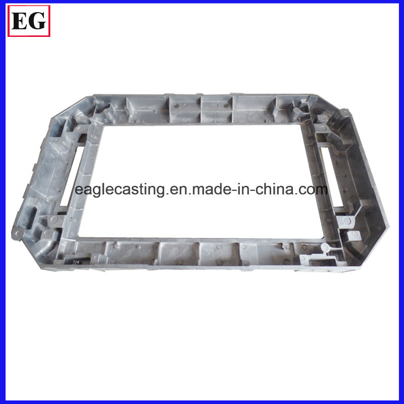 Customized LED Lampstand Aluminum Alloy Diecasting Manufacturer