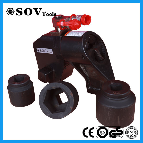 Hydraulic Torque Wrench with CE ISO Certification