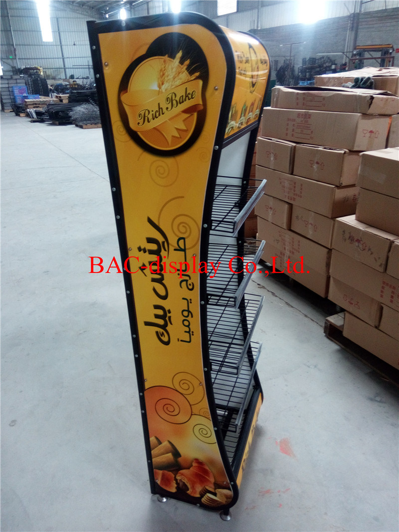 OEM Design Powder Coated Export Display Equipment