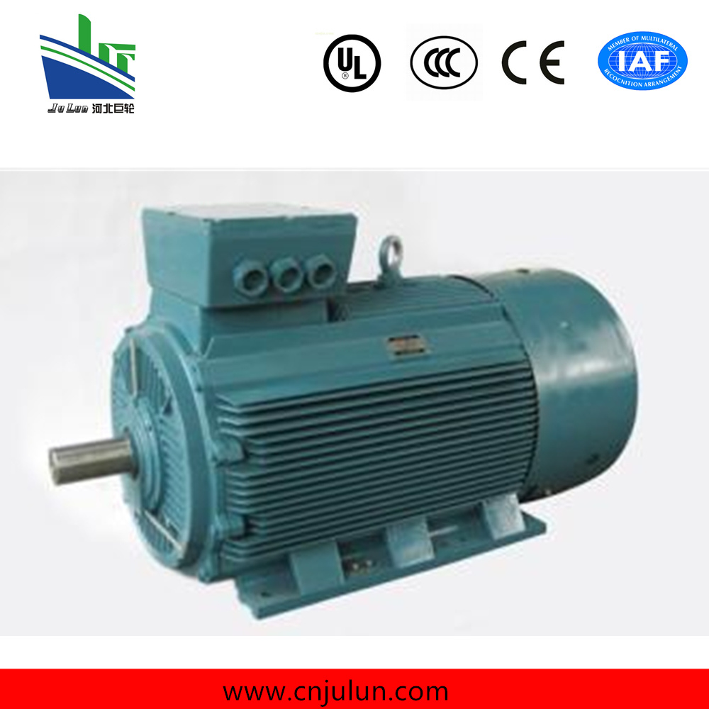 Three Phase Asynchronous Motor Variable-Frequency Adjustable-Speed Motor Series Ytp Special for Winch & Elevator AC Induction Electric Motor