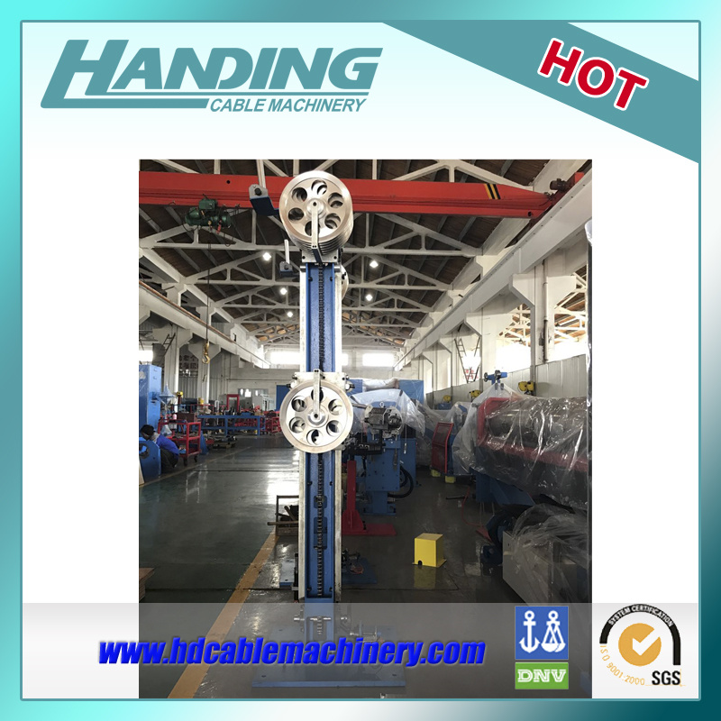 End-Shaft Type Take up and Pay off Rack