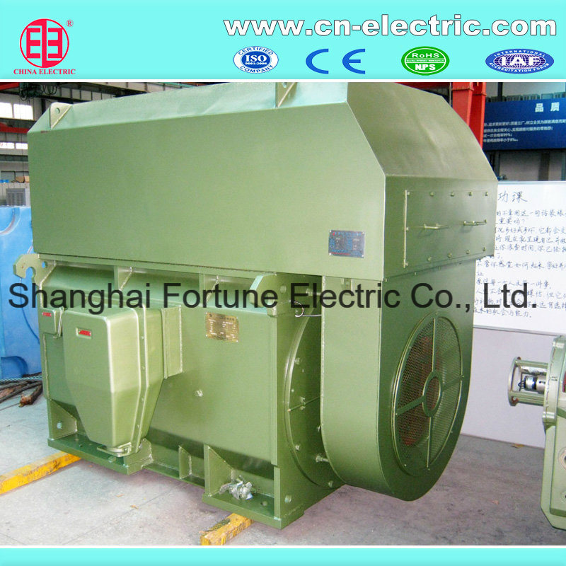 Ykk 6~11kv Middle-Size High-Voltage Asychronous Motor