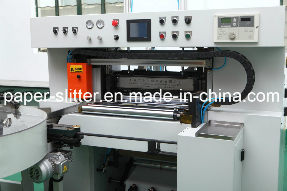 Cash Roll Slitter Packaging Line