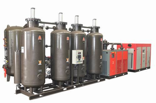 Industrial Psa Skid Oxygen Generator