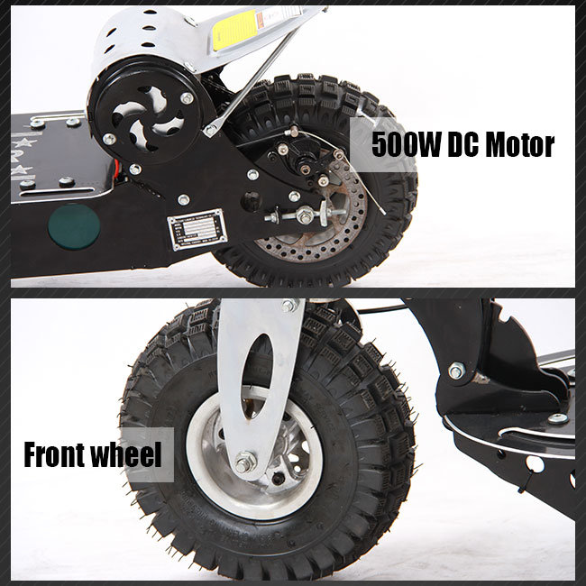 49cc Gasoline Scooter, 49cc, Air Cooling, Single Cyclinder (LWGS-002)