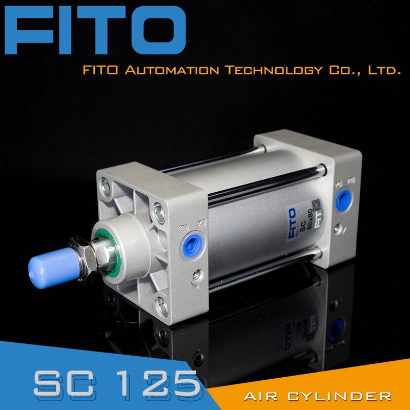 Sc125 Series Standard Air Pneumatic Cylinder