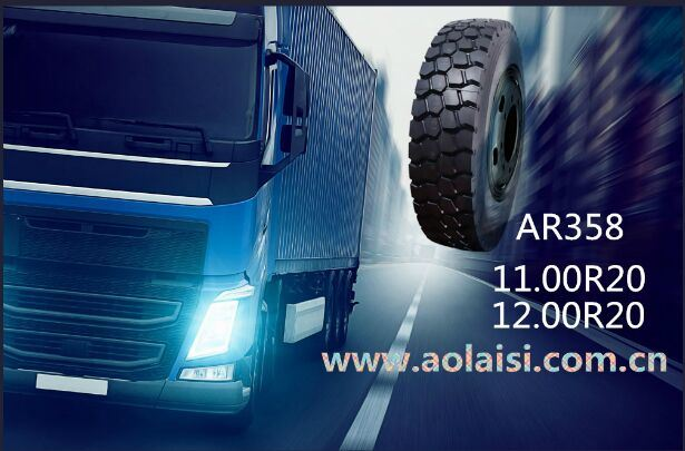 11.00r20 12.00r20 Top Quality All Steel Radial Truck and Bus Tire for Mining Area