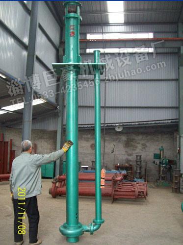 Vertical Desulfurization Pump (ZJL)