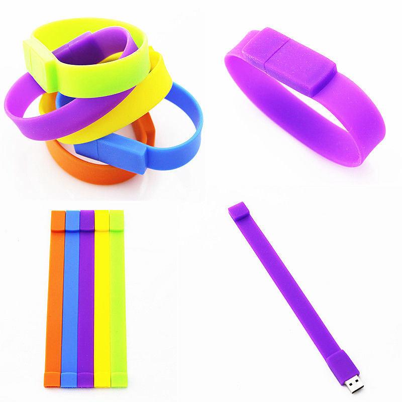 Wristband USB Flash Drive, Bracelet USB Flash Drives