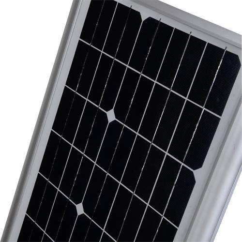 40W IP67 LED Solar Street Light