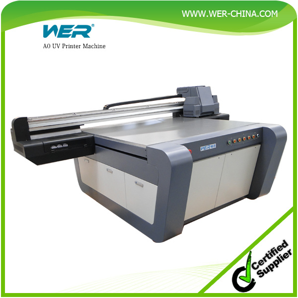 Large Format A0 0.85m*1.25m UV Flatbed Printing Machine for Ceramic