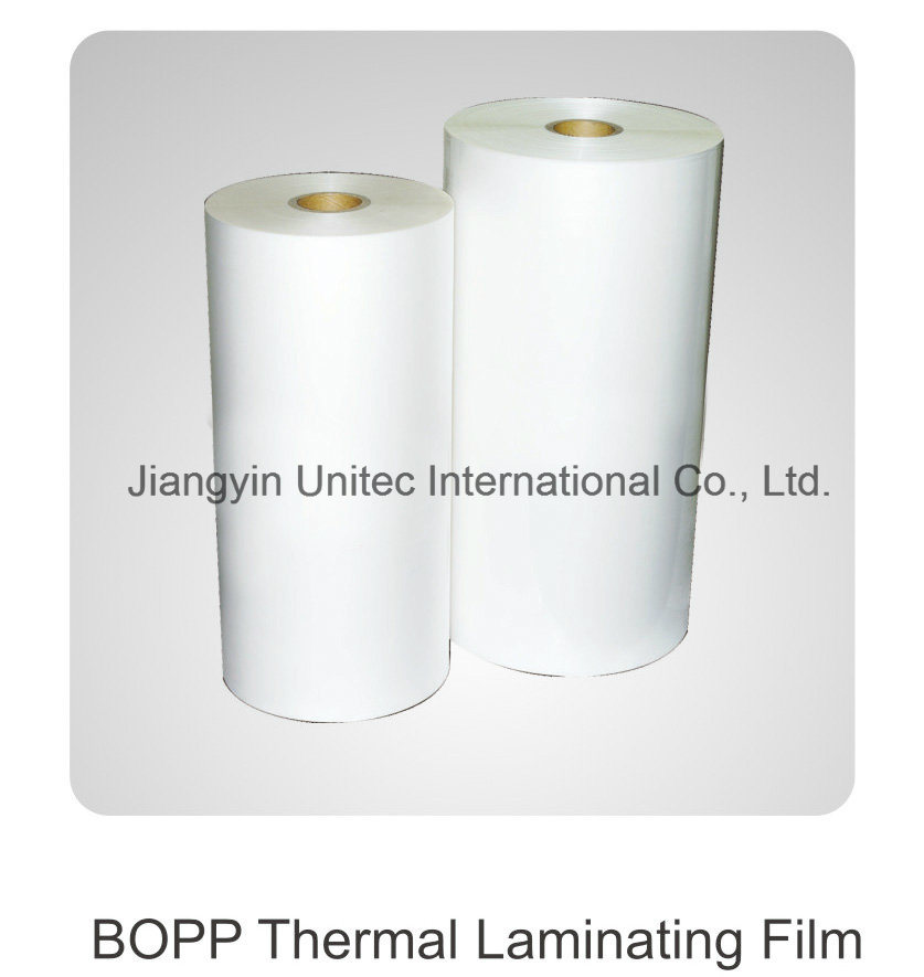 BOPP Thermal Laminating Film Glossy and Matt/Digital Superment Film