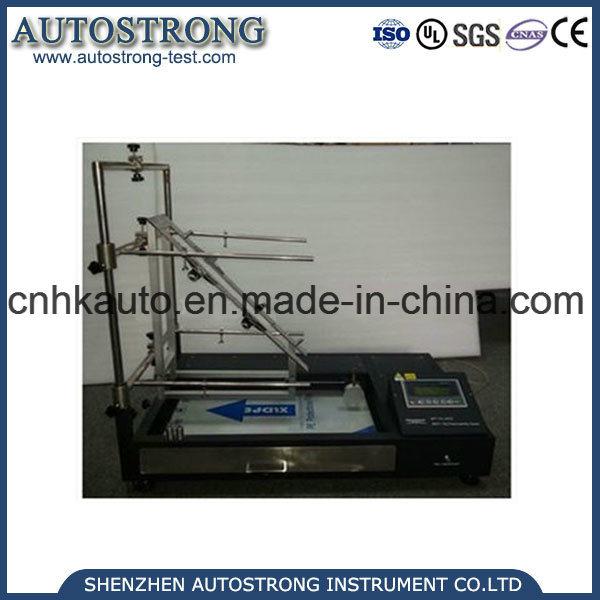 Horizontal and Vertical Plastic Burning Tester
