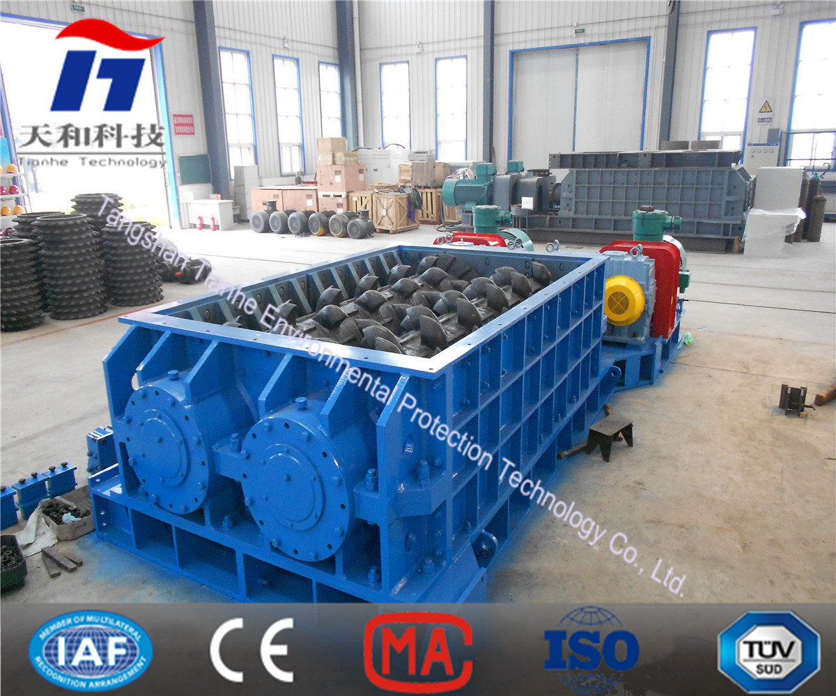 Coarse Roller Crusher/Coal Crusher/Limestone Crusher/Double Roller Crusher