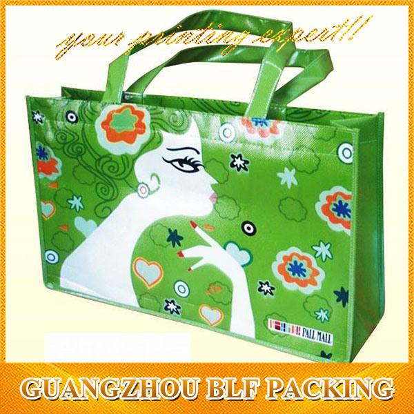 Non Woven Lamination Bag (BLF-PNW003)